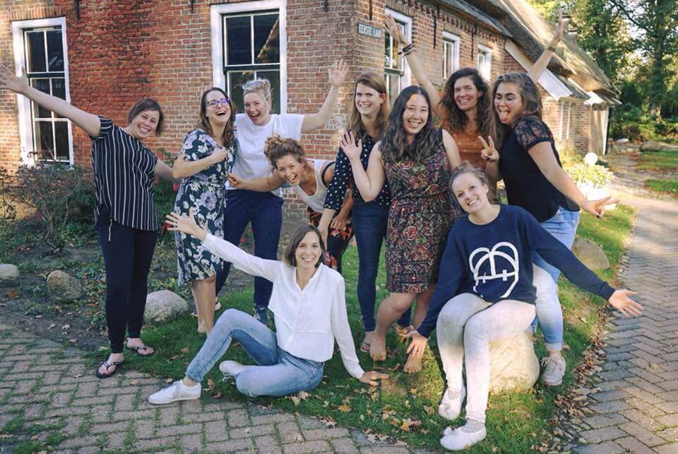 Workation Vrouwenbazen Anne Neijnens vrouwelijke ondernemers ondernemersweek mastermind coliving Norg