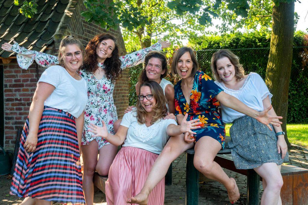 Workation Baarlo coliving vrouwelijke ondernemers ouffenhoff mastermindgroep retreat ondernemen sparren